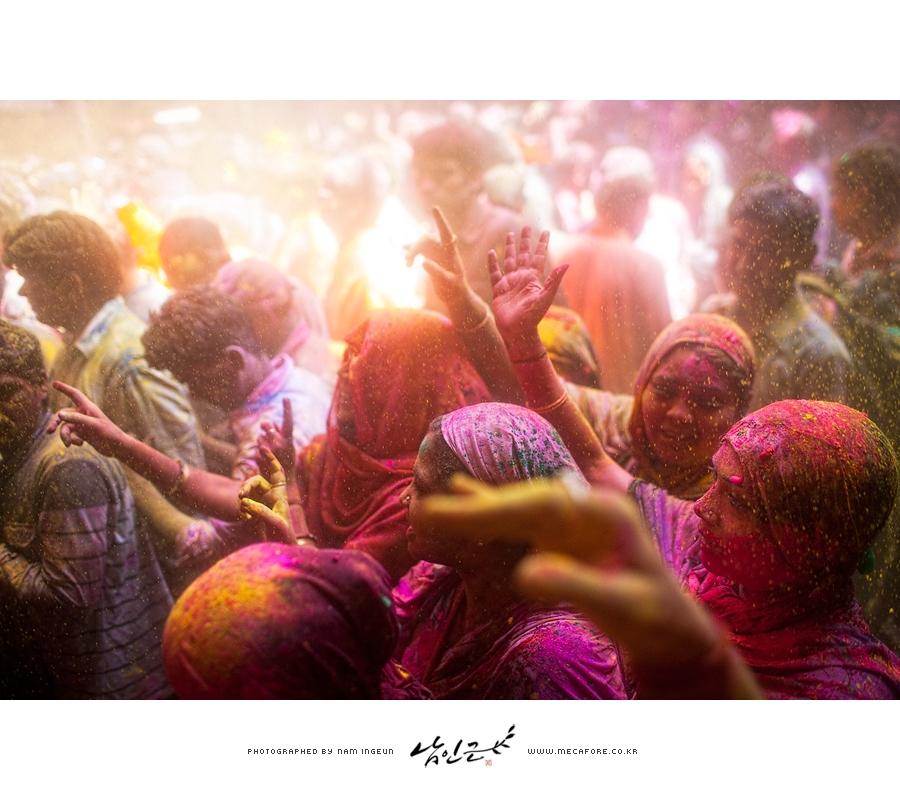 PHOTO ESSAY … INDIA #004 인도홀리축제 ① - 포스트