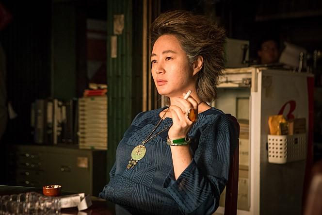 김혜수, 김고은 주연의 차이나타운 (예고편)
