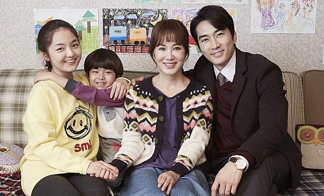 추석영화추천 미쓰와이프 감동적인 가족영화!