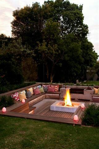[정원이야기] 아웃도어 리빙 / outdoor living - 포스트