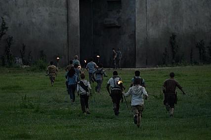 영화가 미로에 빠져버린 메이즈러너2 스코치트라이얼.