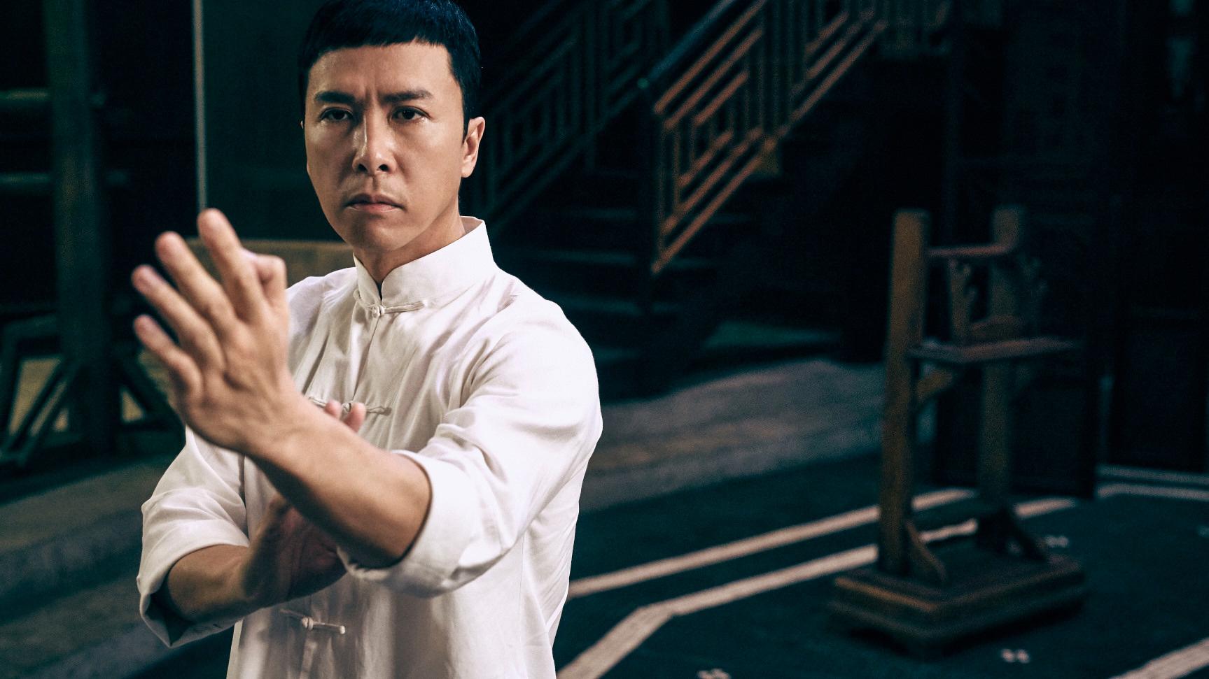 웃음기 쫙 뺀 정통 중국 무술 영화, 엽문3