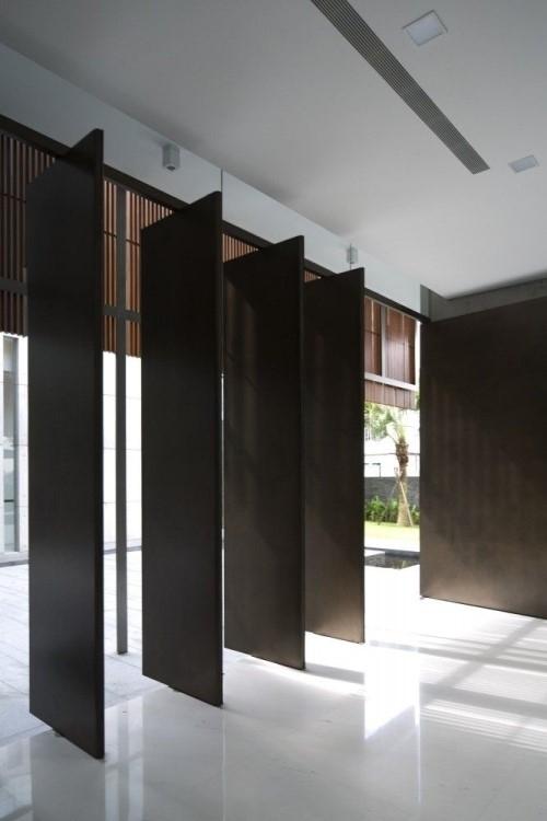 재료에 따른 도어 디자인 : Door Material - 포스트