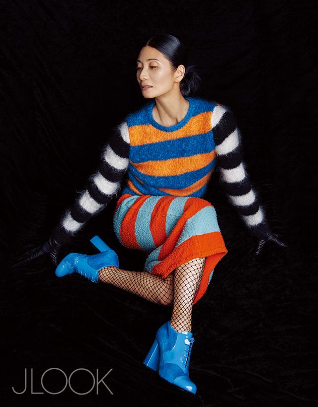 세계적인 발레리나에서 모델로 변신한 '강수진' 화보