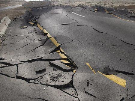 지진입니다...5.3규모의 지진!