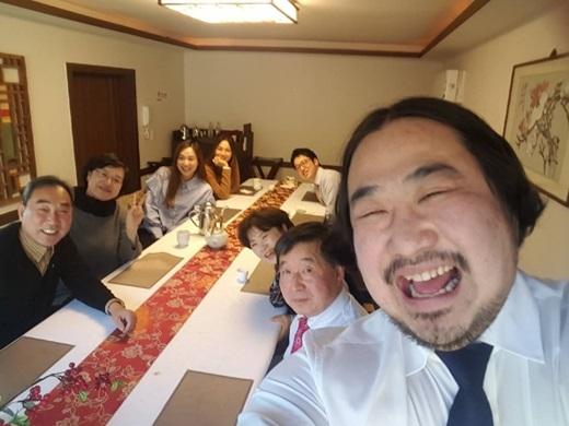 강재준 이은형, 우리 가족을 소개합니다!