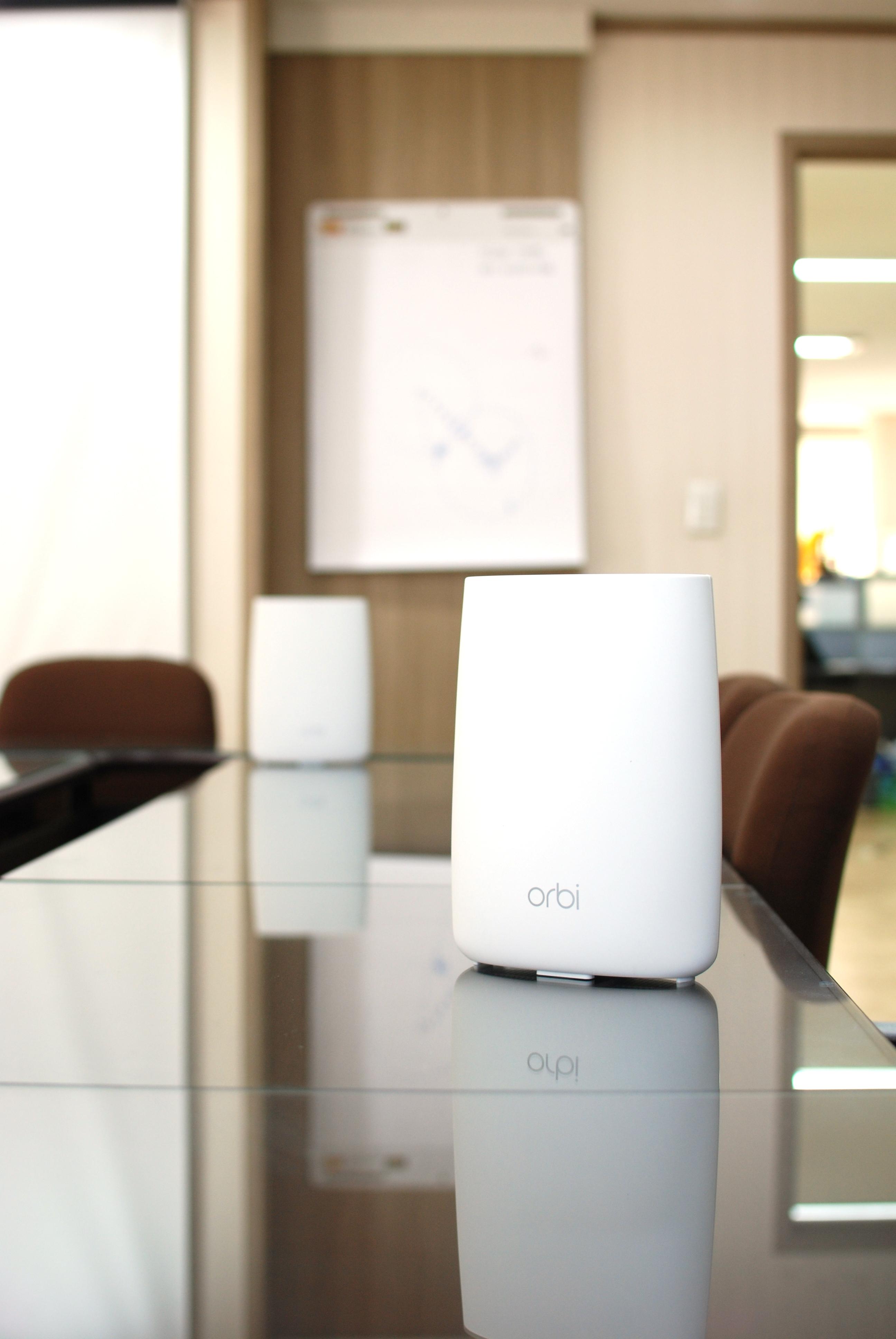 [써보니+] 와이파이 데드 존을 지우다. '오르비' 무선 와이파이 시스템을 만나다.