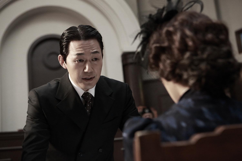 연기神과 甲의 만남!문성근 & 박성웅 법정 대결 폭발!