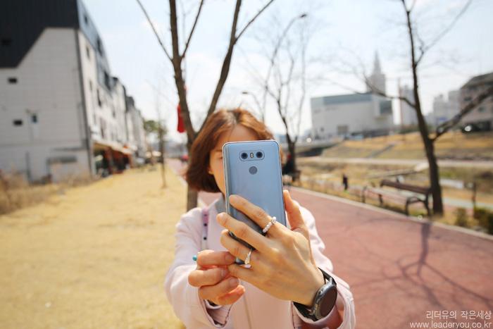 위기의 LG G6 믿을건 광각 카메라뿐? 샘플 사진 확인!