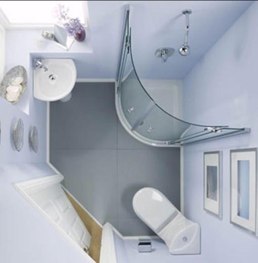 예쁜 화장실 인테리어 - 포스트