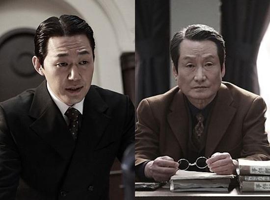 '석조저택 살인사건' 박성웅 VS 문성근, '센 남자'들의 치열한 법정 공방전