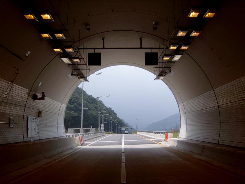 터널 사고 예방