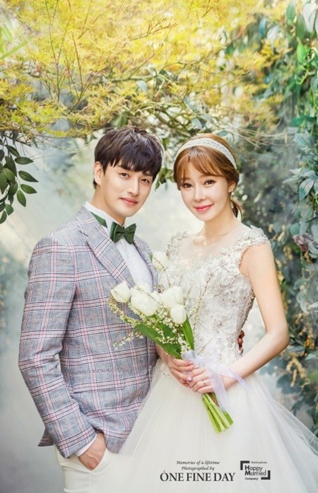유키스 일라이♥지연수, 혼인신고 3년만에 오늘 결혼식