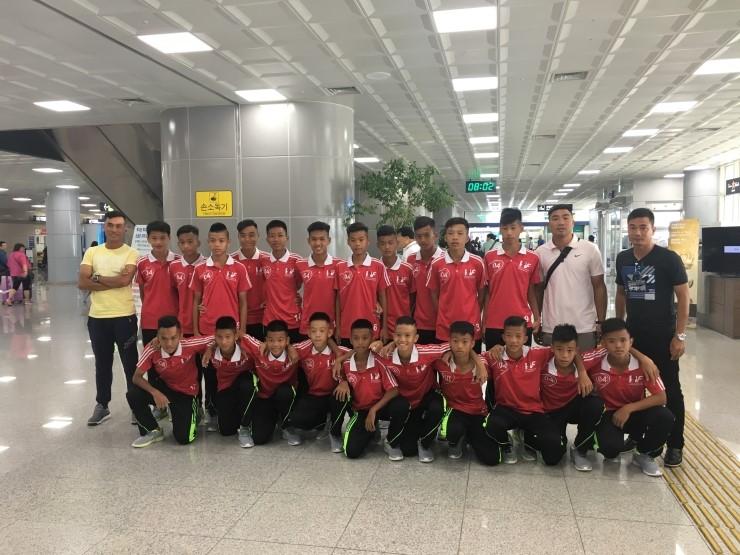 부산아이파크, 베트남에 한국 축구의 우수성 알리기 앞장선다