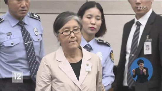 최순실, 징역 3년...정유라 학사비리 첫 유죄 선고