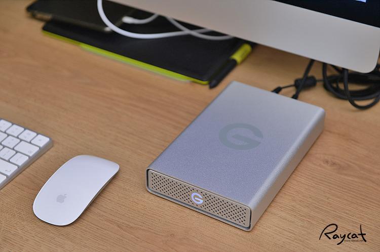 맥 유저를 위한 외장하드 G 드라이브