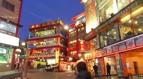한국에서 중국을 느끼고싶다면 '인천 차이나타운'으로~