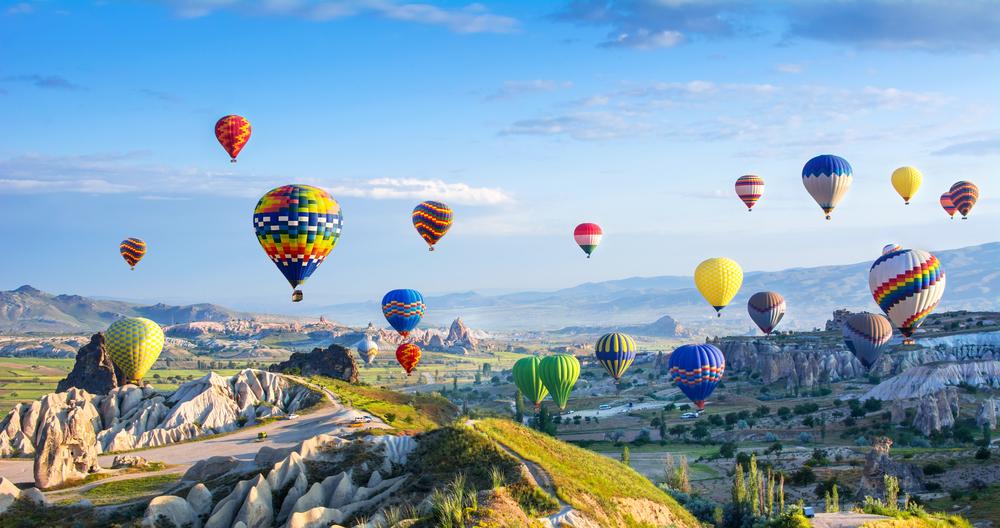 [터키 자유여행] 꼭 해봐야할 카파도키아 투어 3가지