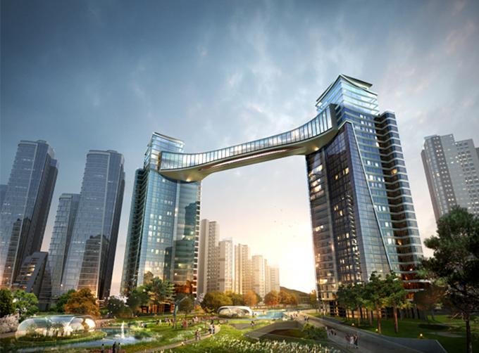 반포주공 재건축, 현대건설 설계 계획안