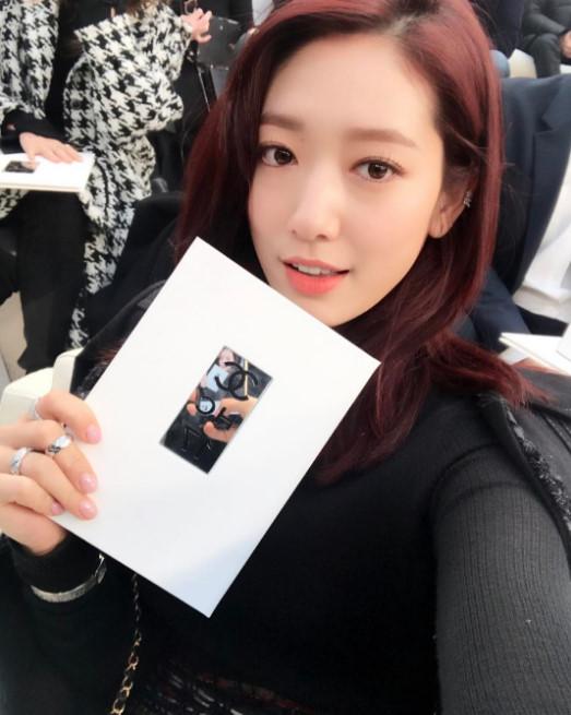 지드래곤-박신혜 샤넬 패션쇼(사진)