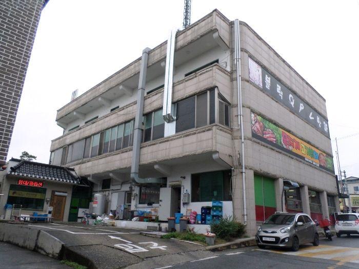 신월동 상가건물 경매 제천시 근린시설 매물