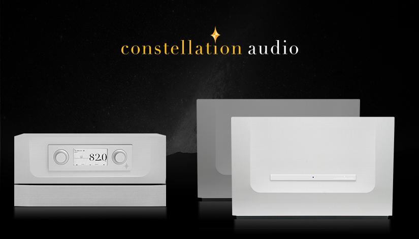 하이엔드 앰프의 소리는 이렇다.  컨스텔레이션 '버고 III & 센토 모노'