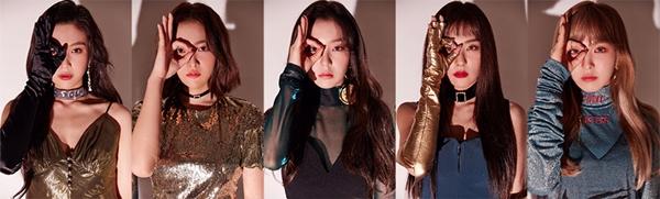 """[신보타임] 레드벨벳, '루키'-'빨간 맛' 이을 """"피카 피카부~"""""""