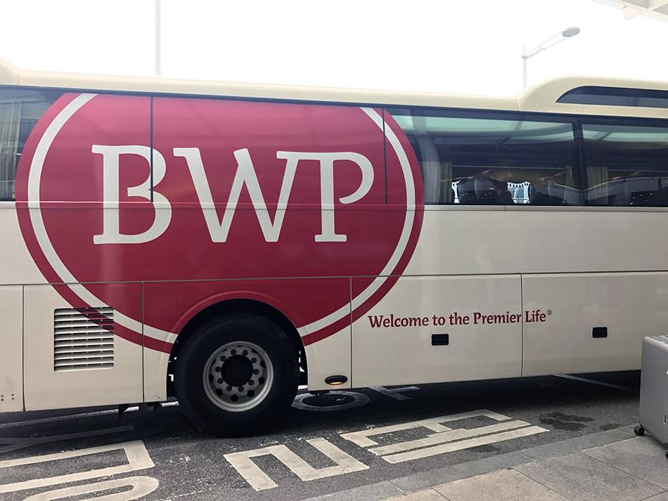 인천공항 무료 셔틀버스가 있어 그뤠잇 베스트 웨스턴 프리미어 호텔