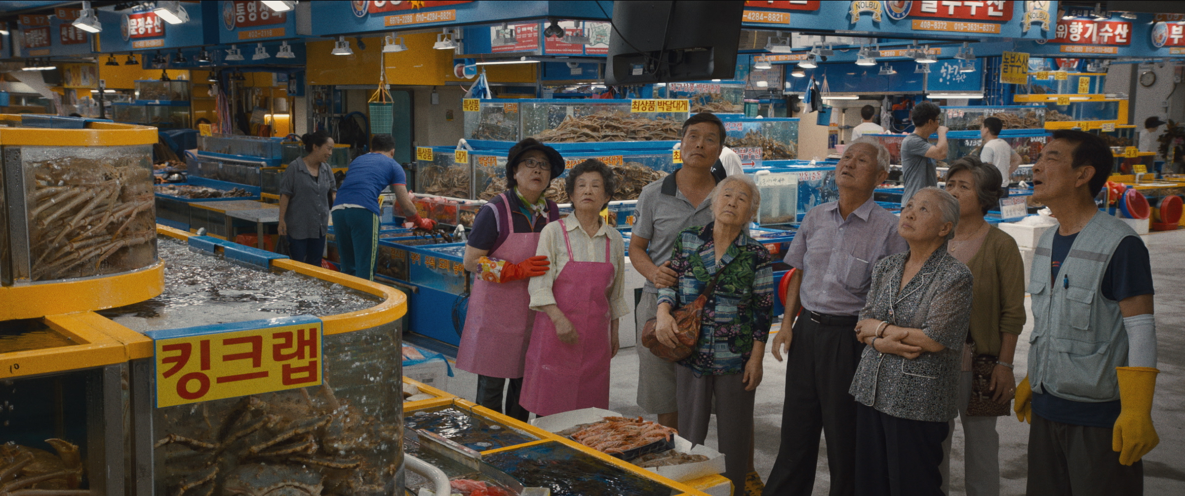 #신기해 #반가워 외국영화 속 한국로케들