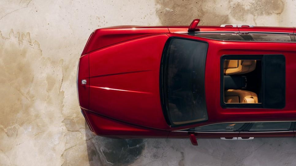 전 세계 최초 공개, 브랜드 최초 SUV! 롤스로이스 컬리넌 가격은?