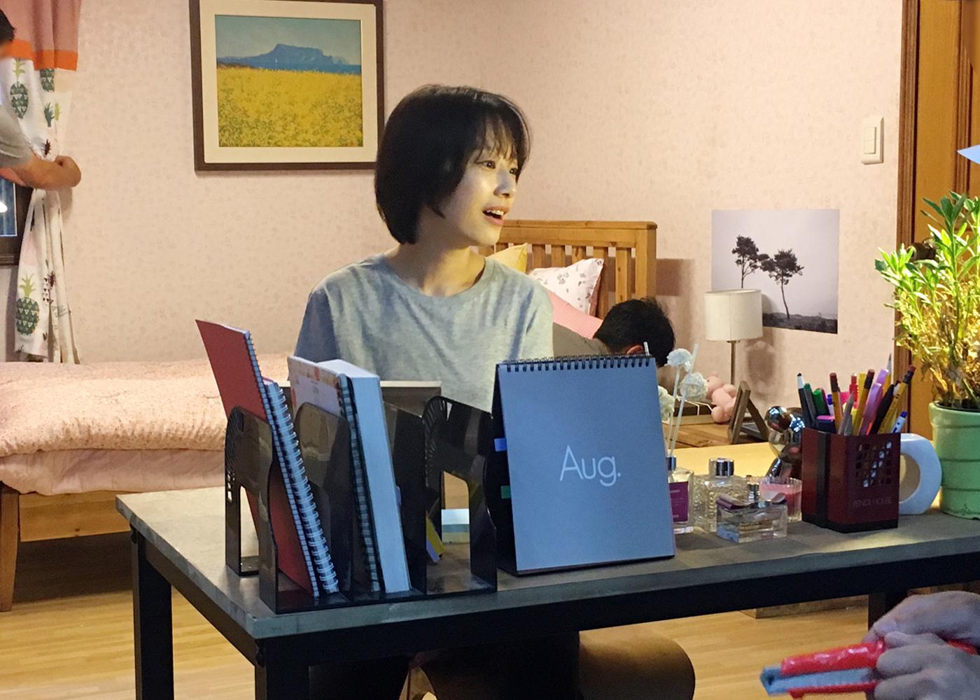 '친애하는 판사님께' 곽선영, 촬영장 밝히는 청초한 미모