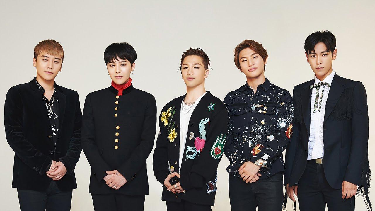 Big Bang Members Profile > KPOP Members Profile | SuperStarMap