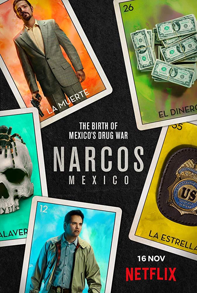 나르코스 : 멕시코