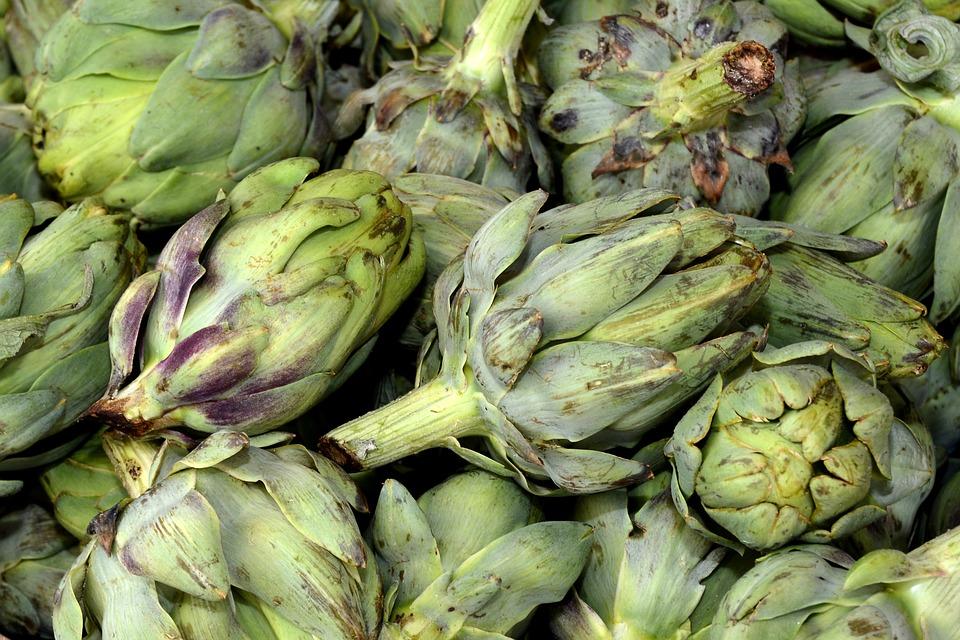 대장암 물리치는 식용 꽃봉오리 아티초크, 효능과 부작용은?