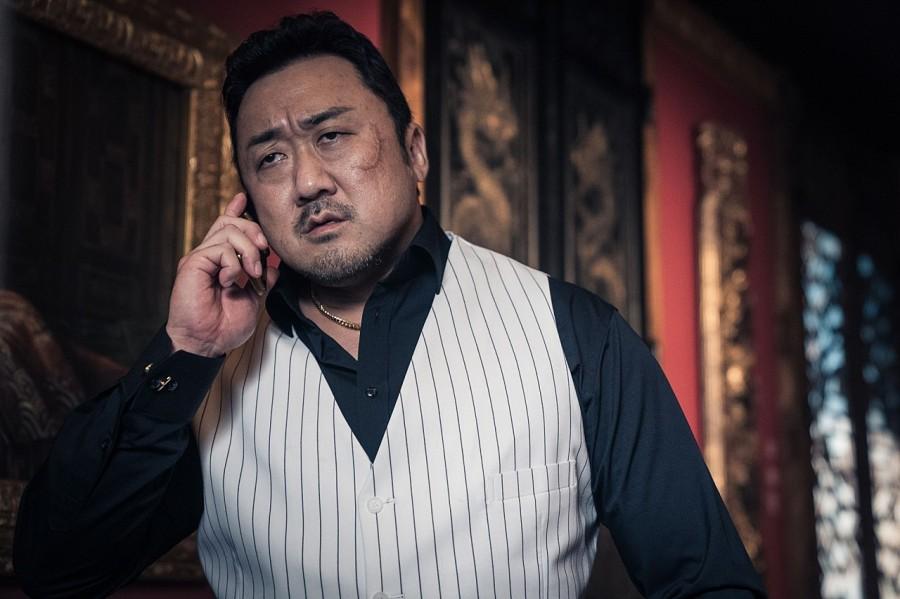 5월 15일 개봉예정 영화  마동석 악마를 잡기 위해 손잡다!
