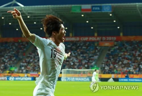 '대한민국 U20 축구 결승 진출'에 일본인들 반응