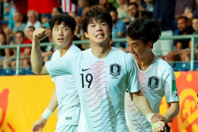 -U20월드컵- 최초 FIFA 대회 결승 진출!