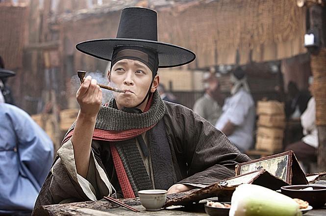 화려하고 유쾌한 한국형 판타지영화
