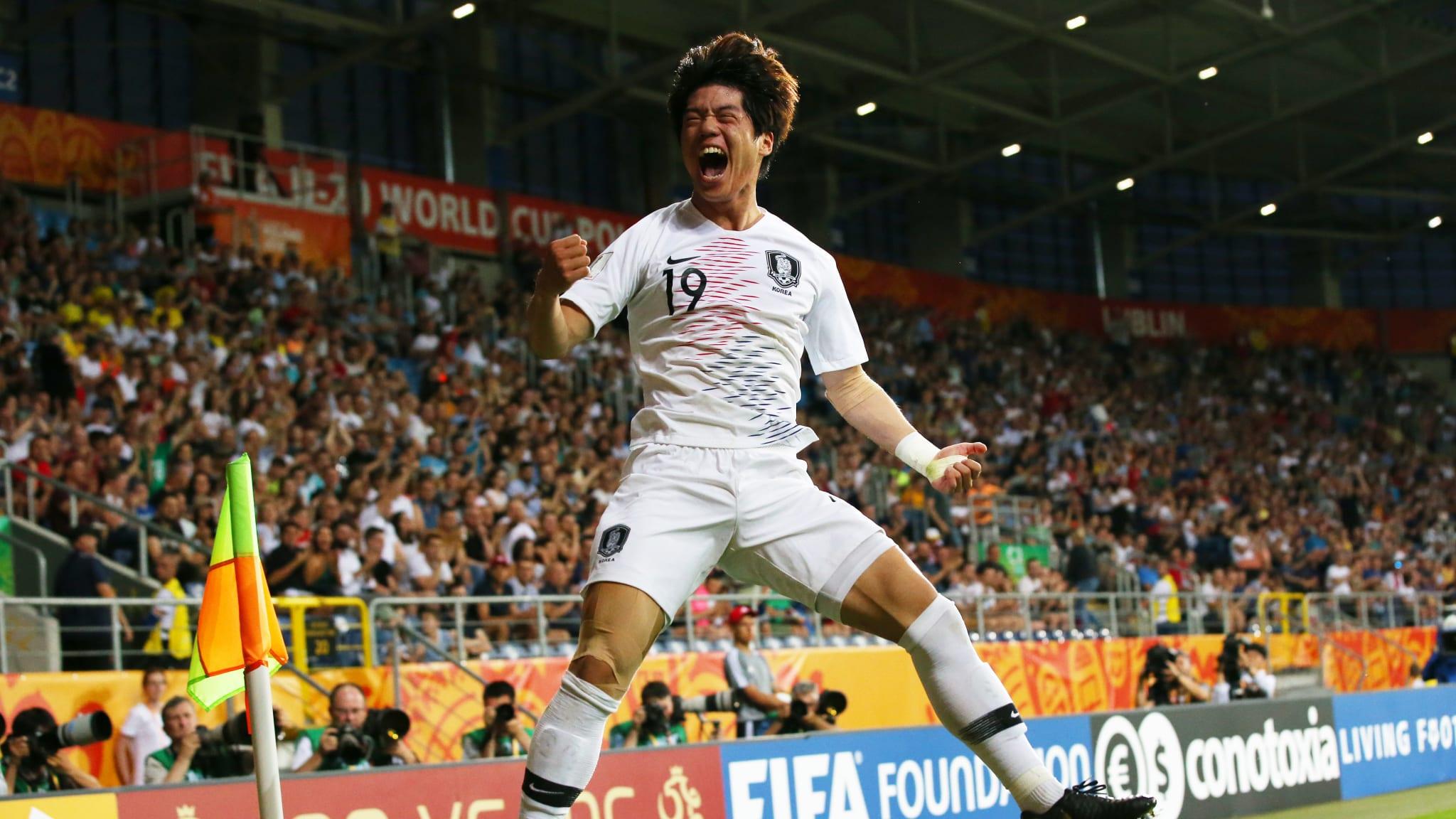 한국축구 기적의 결승진출 U-20 월드컵 우크라이나와 우승 대결!