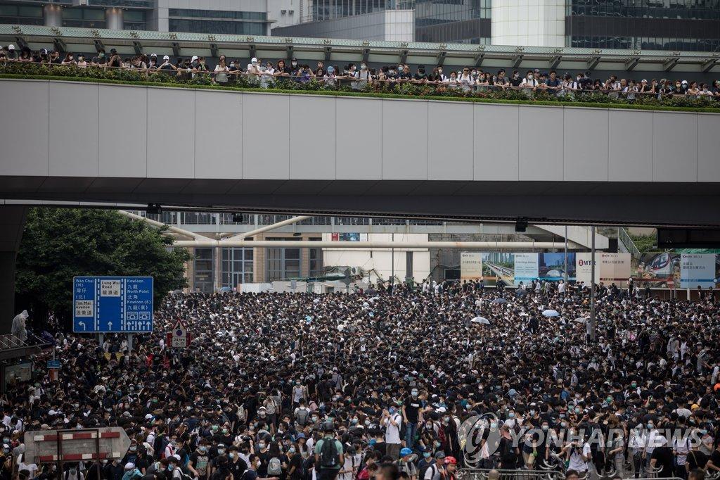 홍콩 시위 왜? 근본적인 이유 살펴보니