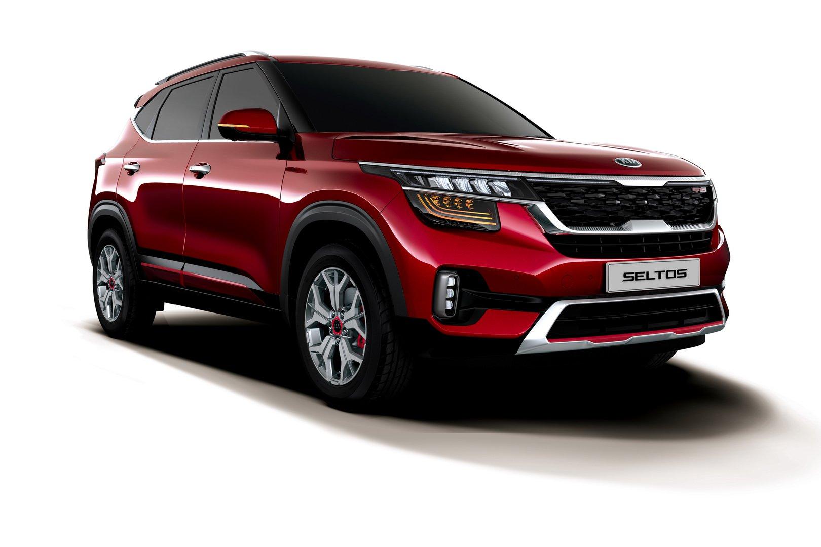 글로벌 시장을 겨냥한 새로운 소형 SUV 기아 셀토스 공개