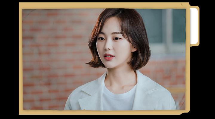[OCN 미스터 기간제] 배우 금새록 드라마 촬영 현장