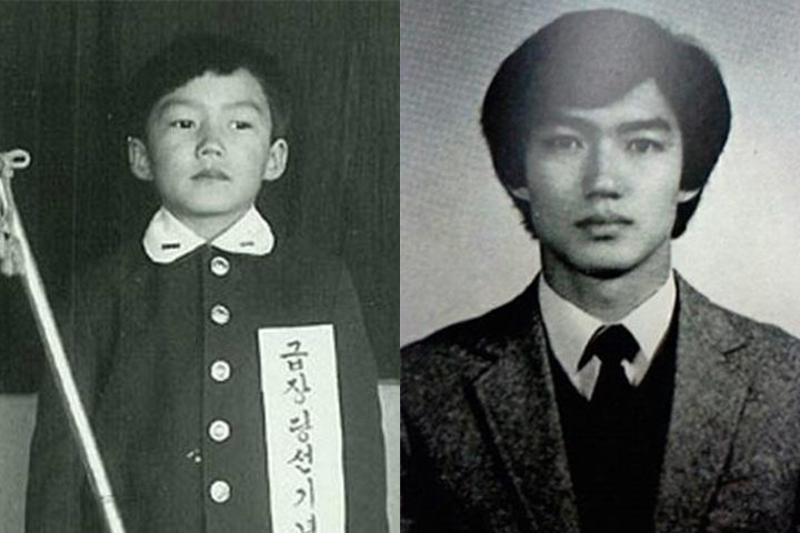 젊은시절 딱 이런 모습, 16살에 서울대 입학한 국회의원은 누구?