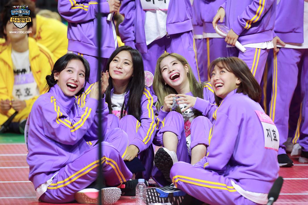 엑소, 트와이스가 입은 2019 설특집 아육대 트레이닝복 어디꺼?