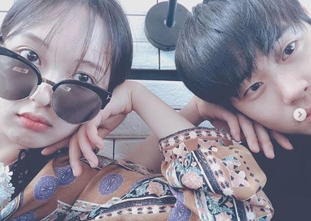 김보라♥조병규,