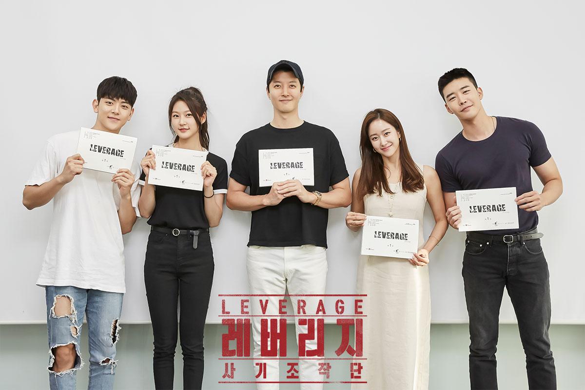 [레버리지:사기조작단]의 원작자, 한국 영화 <아저씨> 재밌게 봐...