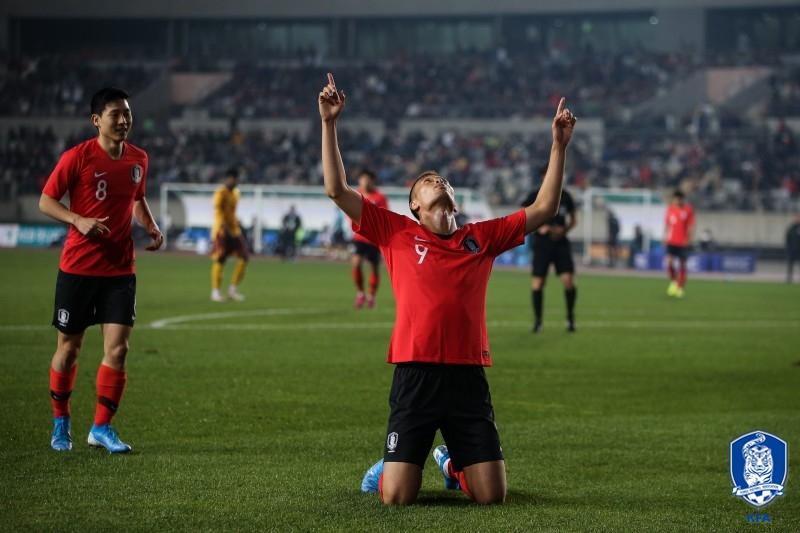 한국 스리랑카, 골-경기력-선수운용 완벽 삼박자 '북한 나와' [카타르 월드컵 예선일정]