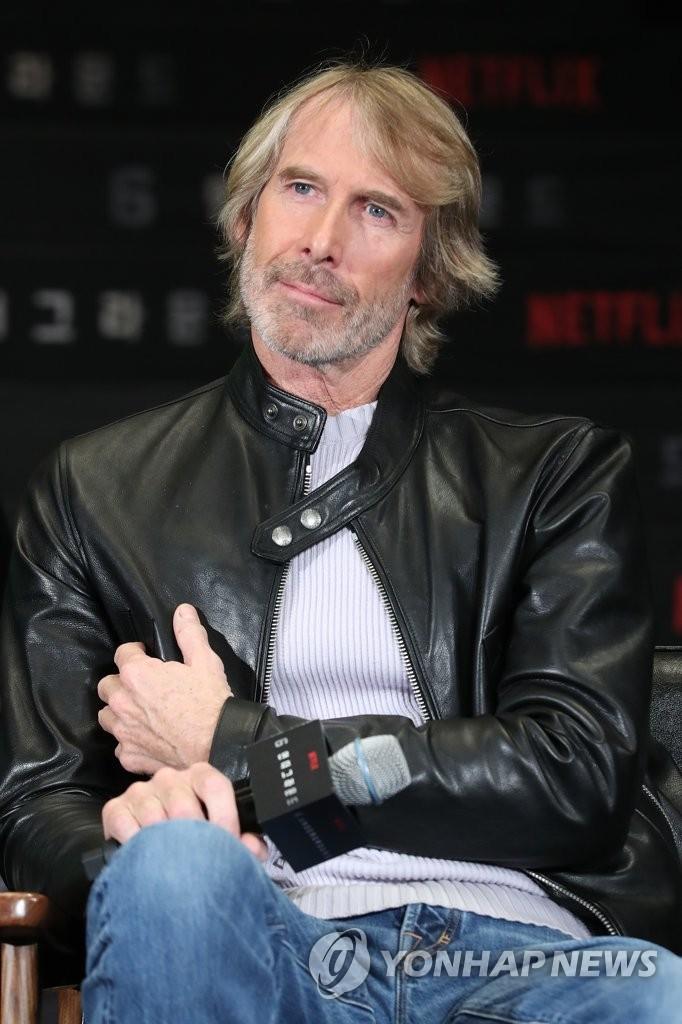 """'6 언더그라운드' 마이클 베이 """"넷플릭스와 협업, 오리지널 영화 찍기 위해서"""""""
