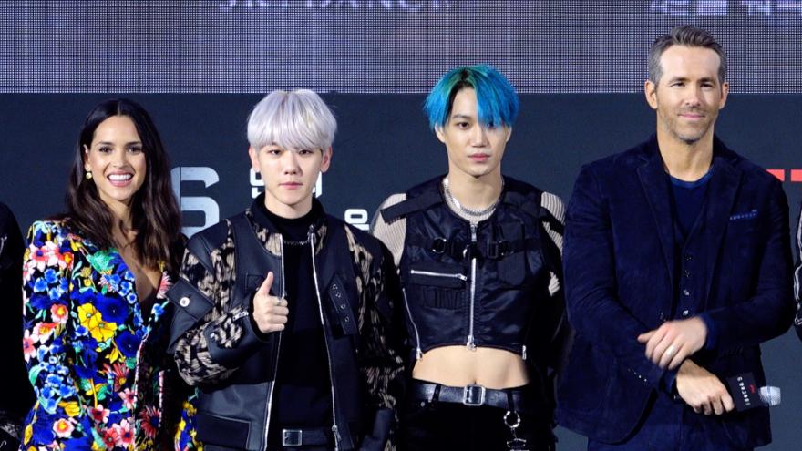 [HD영상]엑소(EXO),'6언더그라운드' 팬이벤트에서 즐거운 시간! 역시 '월드 클래스'