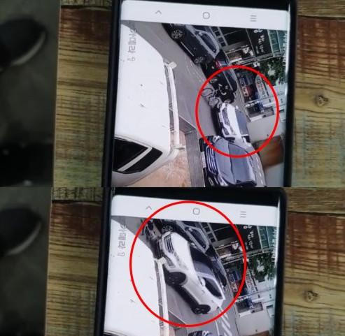 """경주 스쿨존 사고 논란 """"SUV 사고 차량, 사고 직후 피해 학생 다그쳐""""(영상)"""